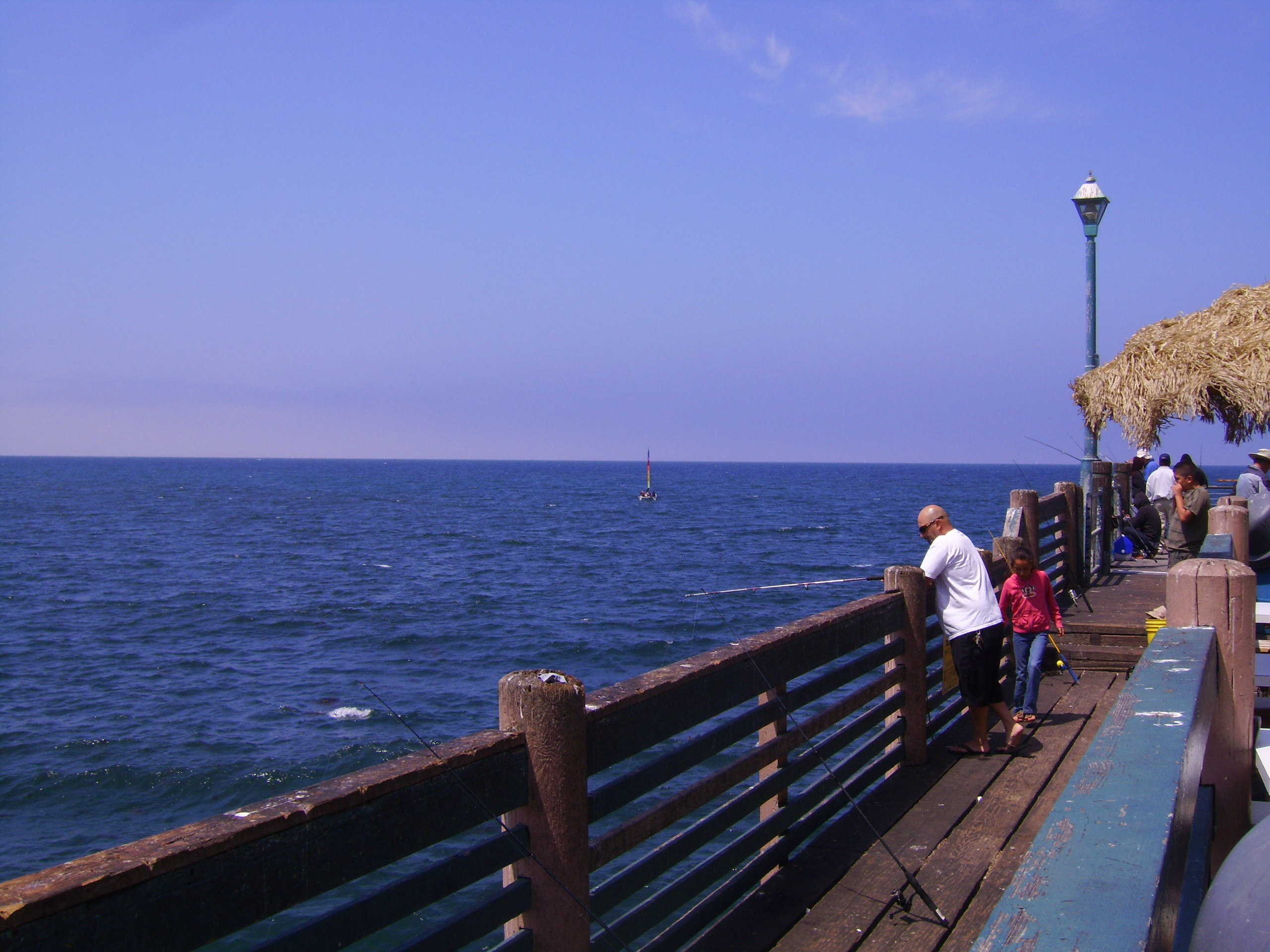 More than enough reasons to visit redondo beach for Redondo beach pier fishing