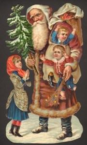 Santa withChildren.