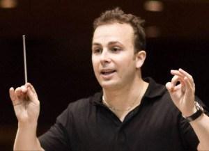 Music Director Yannick Nezet-Seguin