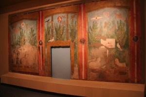 Garden Frescoes of a Pompeiian Villa