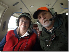Bud and Bev on board!