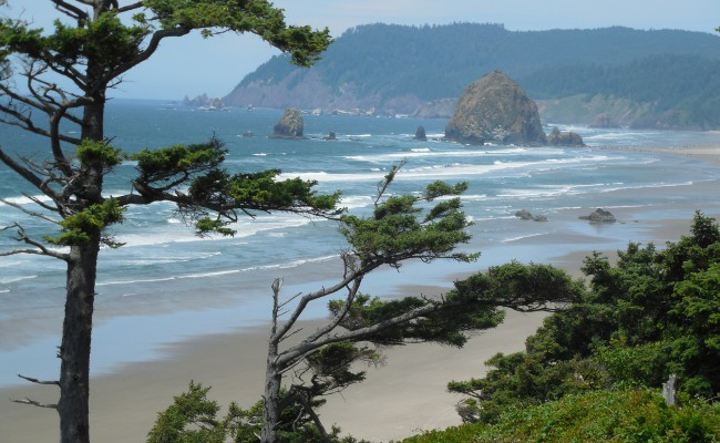 Oregon's Wine Country and Its Rugged Coast
