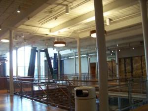 Interior SC State Museum