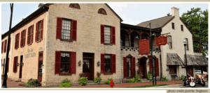 Historic dining and inn.