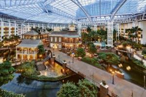 Delta Atrium at Gaylord Opryland Resort Nashville