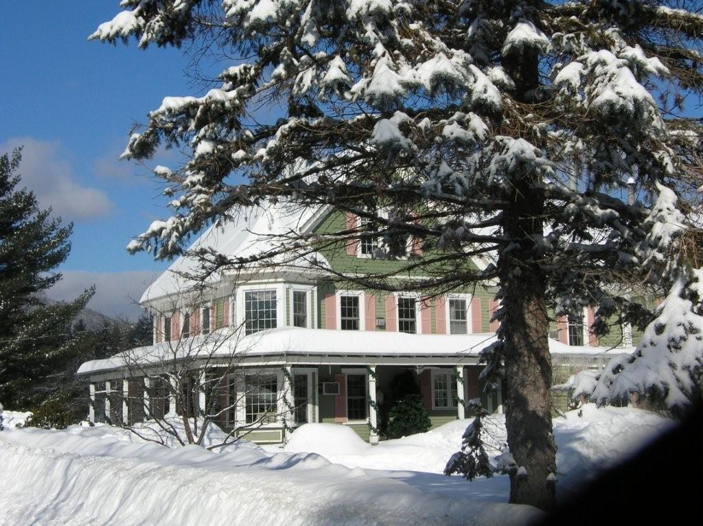 Winter Fun in New Hampshire