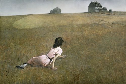 Andy Wyeth's Private World