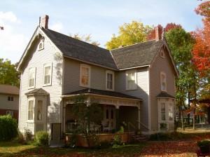 Norman Bethune House By Arnold Berke