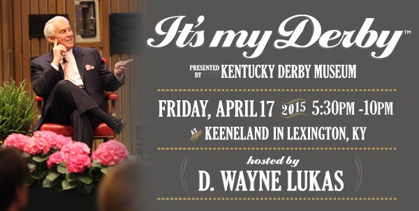 5th Annual It's my Derby  APRIL 17, 2015