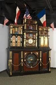 The Monumental Clock