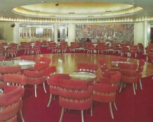 First Class Ballroom
