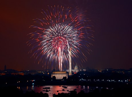 July 4th on the Mall