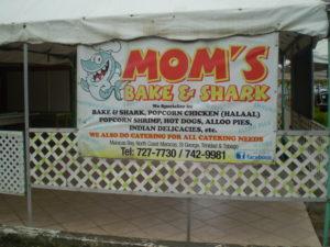 Mom's Bake-Shark Trinidad