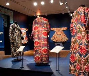 """The Textile Museum: A """"Must See"""" in Washington DC."""