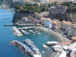 Marina Grande in Sorrento, Italy