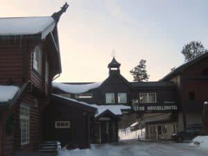 Norway's historic hotel Fefor Hoifjellshotell